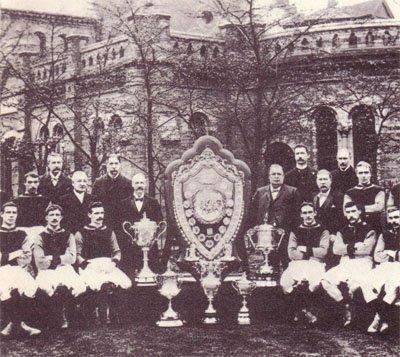 Hành trình lịch sử của câu lạc bộ Aston Villa